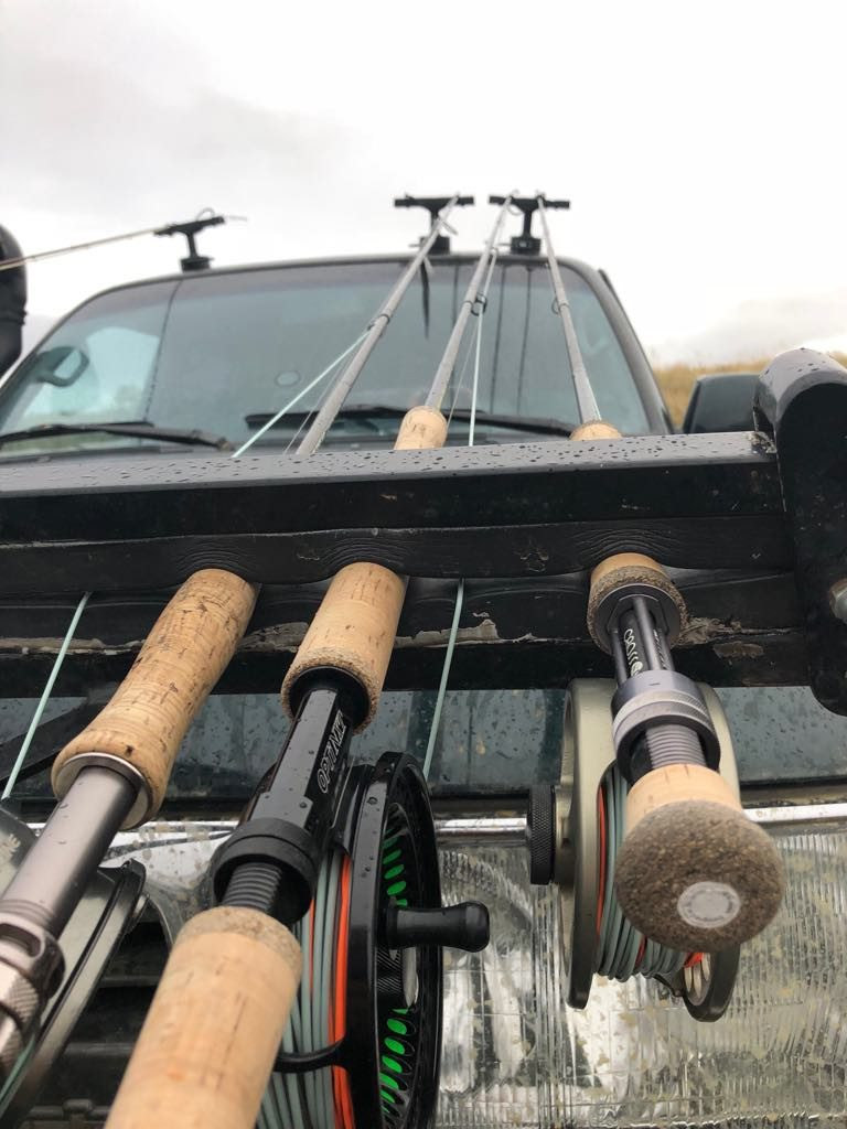 rods on cars