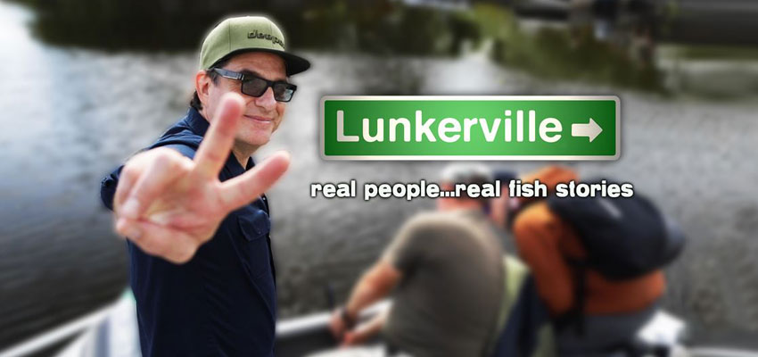 Interview with Mike D from Lunkerville