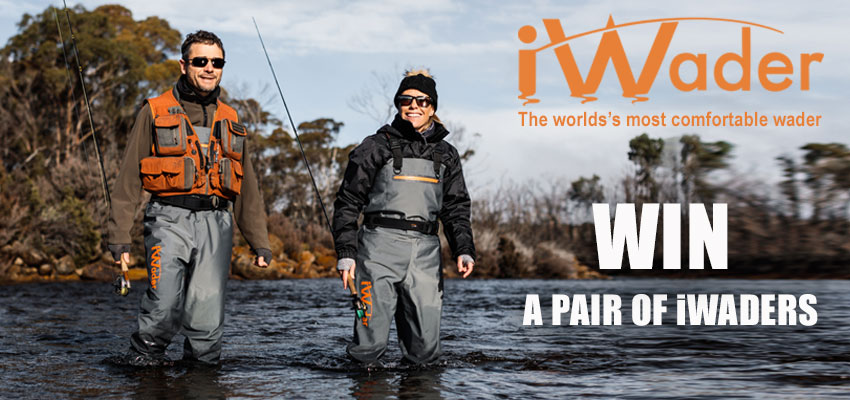 win a pair of iwaders 2